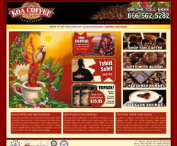 Koa Coffee Coupon