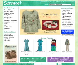 Serengeti Coupon 2018