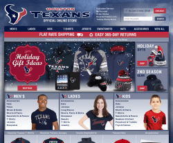 Houston Texans Promo Code
