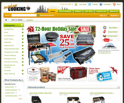 OutdoorCooking Promo Codes 2018