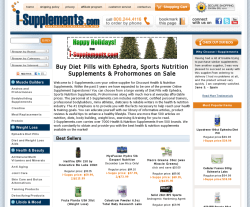 i-Supplements Coupons & Promo Codes