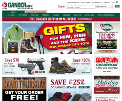 Gander Mountain Promo Codes 2018
