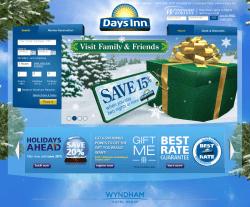 Days Inn Canada Promo Codes