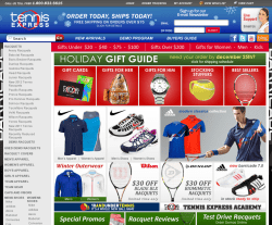 Tennis Express Coupon 2018