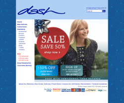 Dash Fashion Discount Code