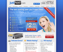 Just Host Coupon