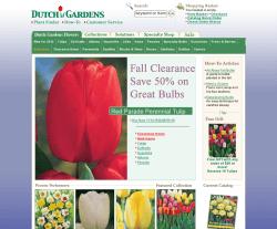 Dutch Gardens Coupon