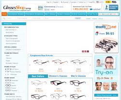 Glasses Shop Coupon
