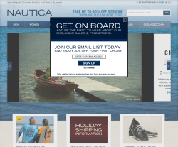 Nautica Coupon