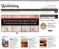 ShopWoodWorking Coupon 2018