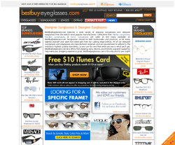 BestBuy Eyeglasses Coupon 2018