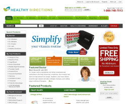Healthy Directions Coupon Codes 2018