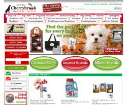 Cherrybrook Pet Supplies Promo Code