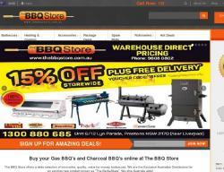 The BBQ Store Australia Promo Codes