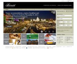 Fairmont Hotels Coupon