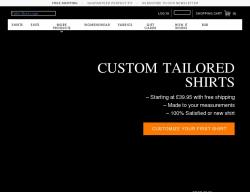 Tailor Store UK Discount Code 2018