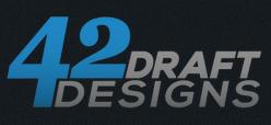 42 Draft Designs Coupons