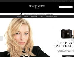 Giorgio Armani Beauty US Promo Codes