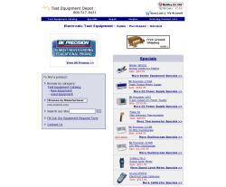 Test Equipment Depot