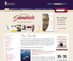 Shambhala Publications Promo Codes 2018