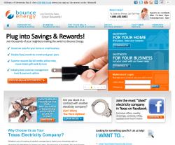 Bounce Energy Promo Code