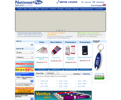 National Pen Promo Code 2018