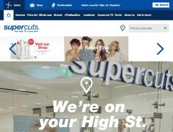 Supercuts UK Coupon 2018
