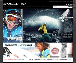 O'Neill Promo Codes 2018