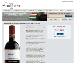 Wired For Wine Promo Code