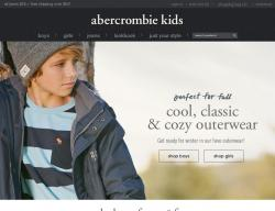 Abercrombie Kids UK Discount Code