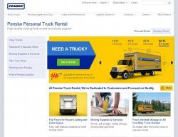 Penske Truck Rental Promo Codes