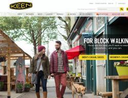 Keen Footwear Canada Promo Codes