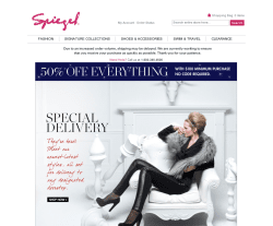 Spiegel Coupon