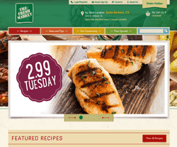 The Fresh Market Promo Codes 2018