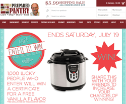 Prepared Pantry Promo Codes