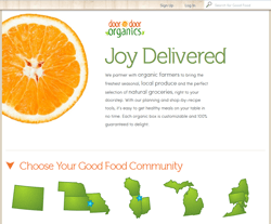 Door to Door Organics Promo Codes