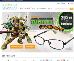 DiscountGlasses Promo Codes