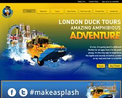 London Duck Tours Promo Codes