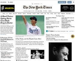 The New York Times Coupon