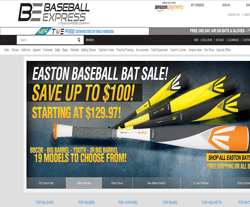 Baseball Express Promo Codes 2018