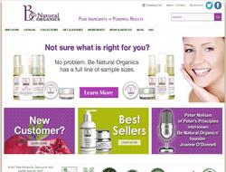 Be Natural Organics Coupon 2018