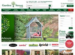 Garden Street Discount Code