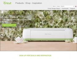 Cricut UK Discount Code 2018