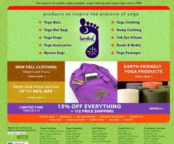 Barefoot Yoga Co.