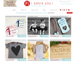 PS i Adore You Coupon 2018