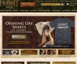 The Hobbit Shop Coupon