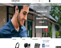Creative Singapore Promo Codes