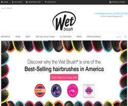 The Wet Brush Promo Codes 2018