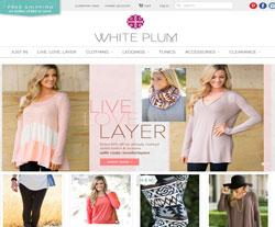 White Plum Boutique Coupon 2018