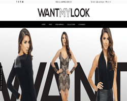 WantMyLook Coupon 2018